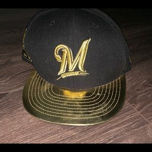 50yr anniversary Brewers Hat